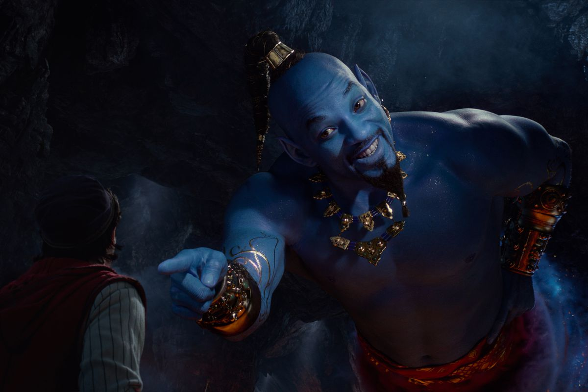Disney's Aladdin remake feels weirdly unfinished - The Verge