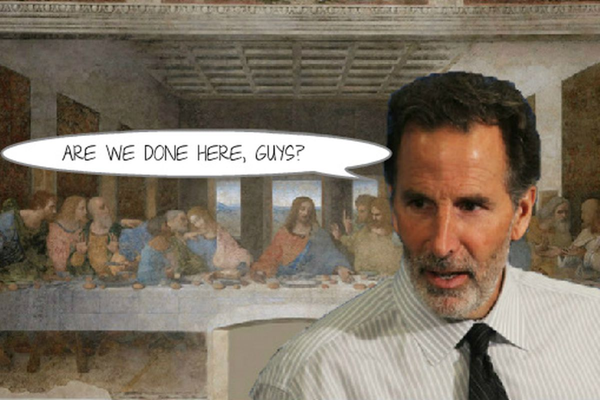 Barnabas Tortorellius will keep talk of Judas in the room, thanks.