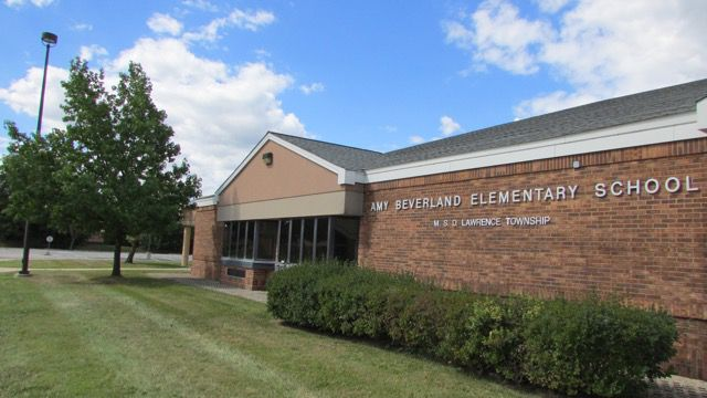 Four years of improved ISTEP scores helped Amy Beveralnd Elementary School in Lawrence Township equal the county's top passing rate in 2013-14.