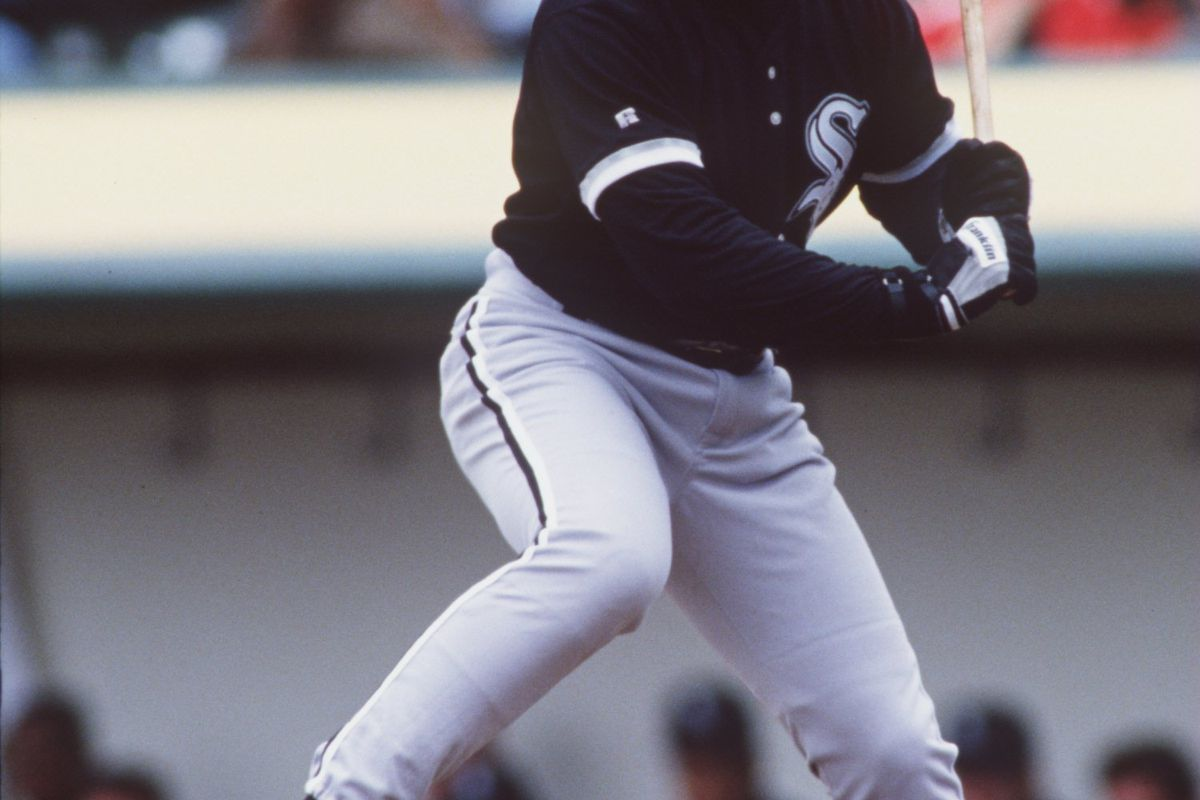 Harold Baines was good but the White Sox are bad.