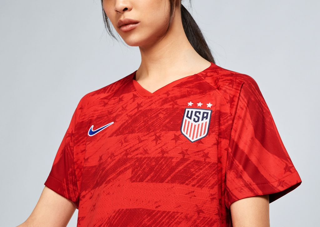 7e8ffb9bcc6 The new Nike USWNT kits for the 2019 World Cup are so damn good ...