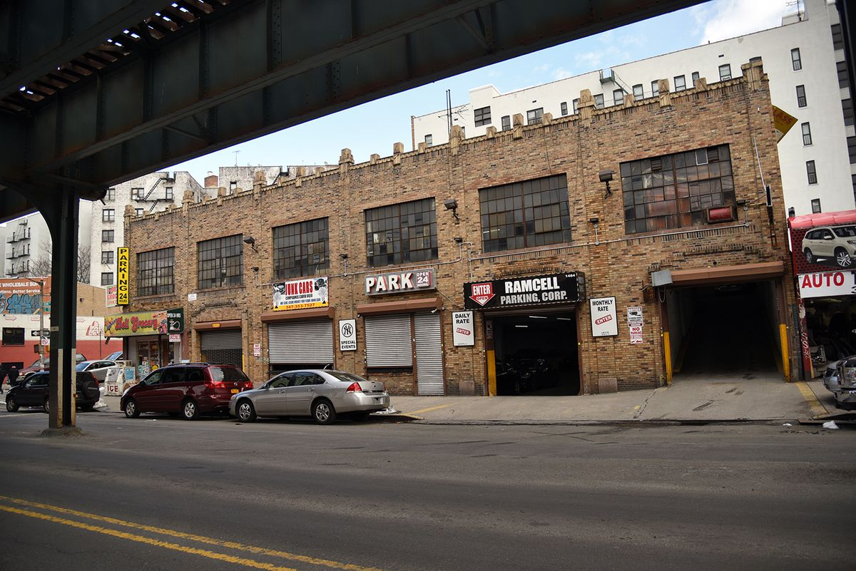 What Happens To The Bronx S Jerome Avenue After Its
