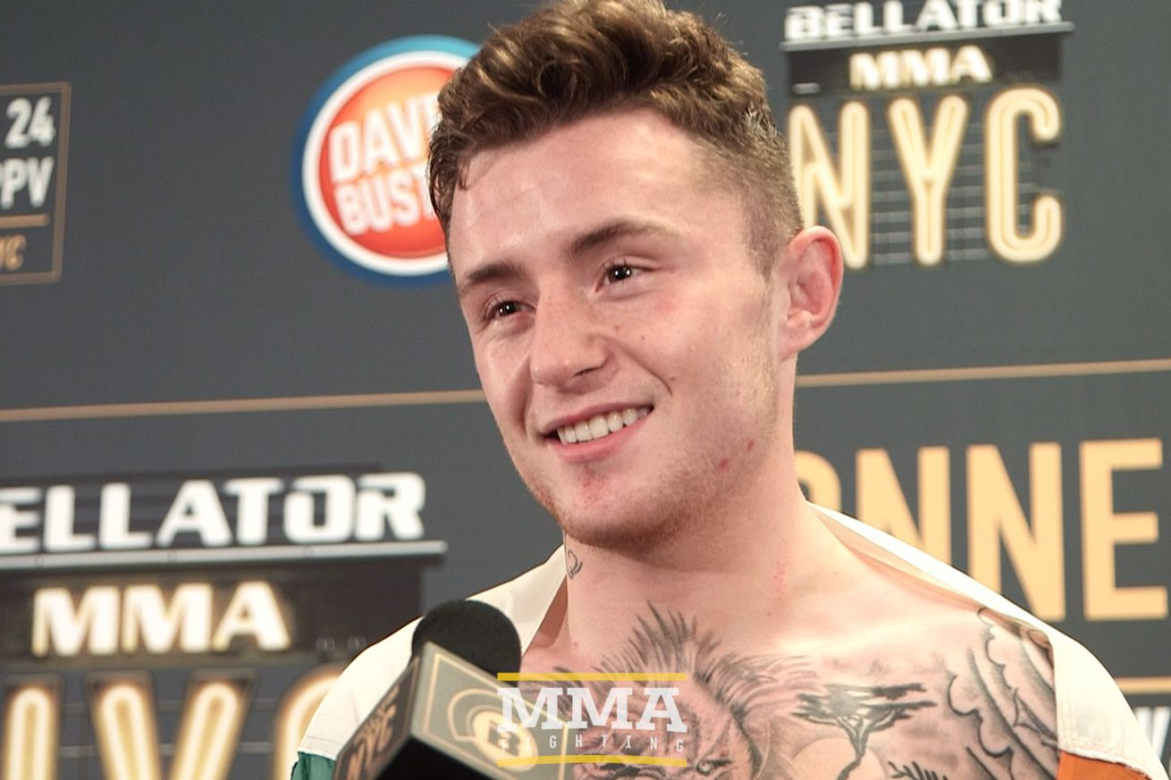 community news, James Gallagher says Conor McGregor will knock Floyd Mayweather out cold