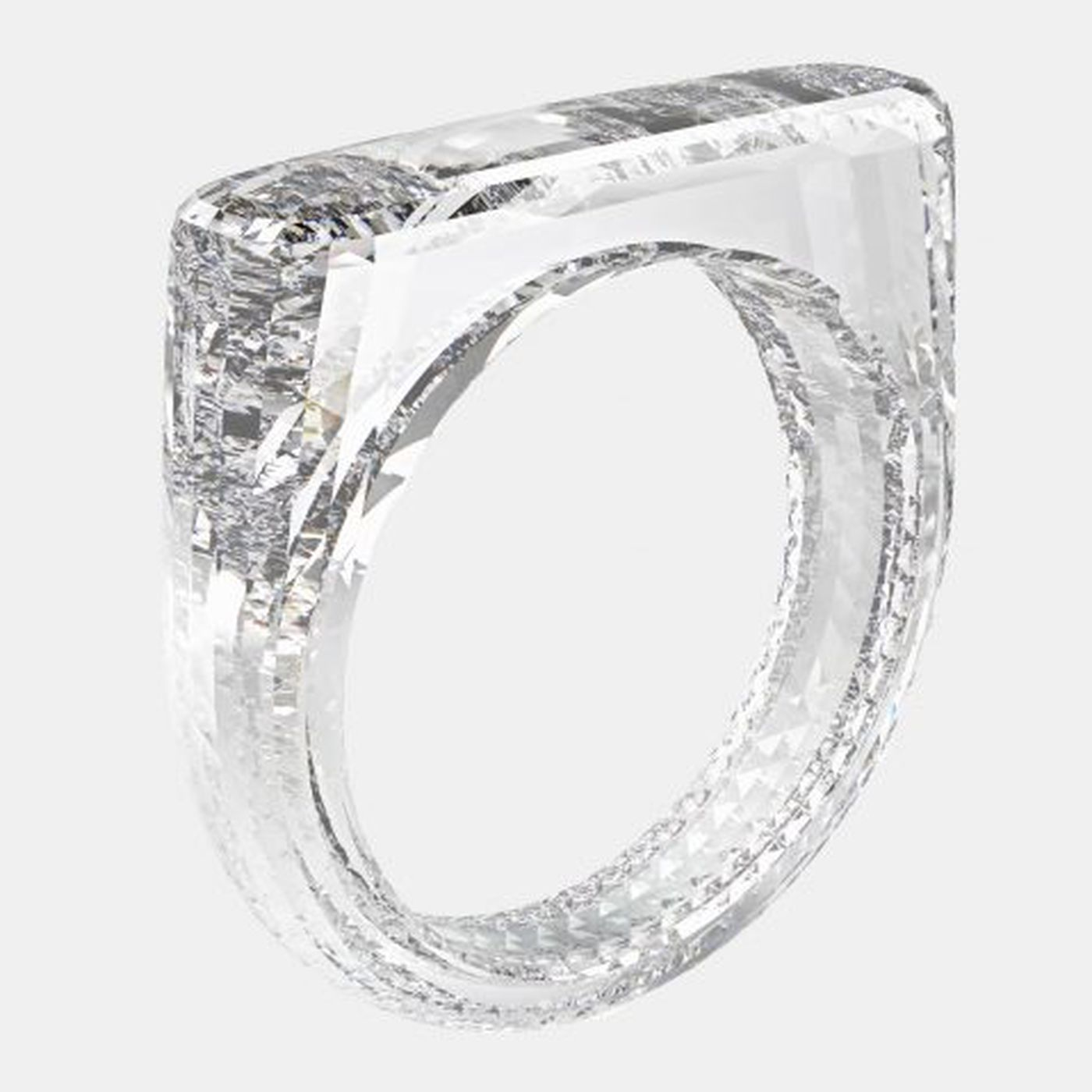 jony ive and marc newson designed a 250 000 all diamond ring for