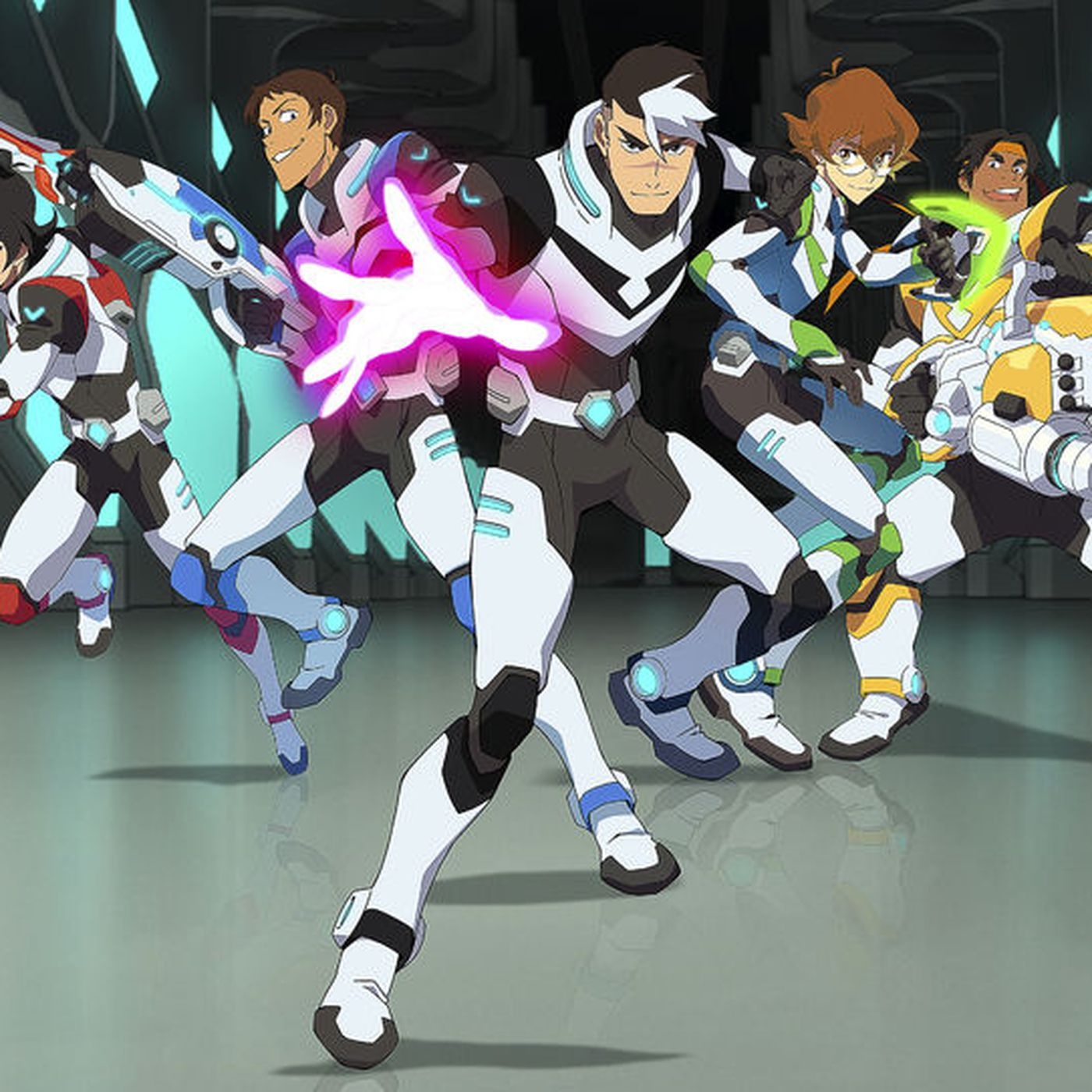 How Netflix's Voltron: Legendary Defender became an essential animated  series - Vox