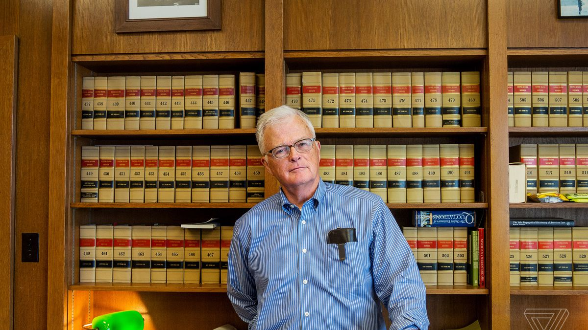 How The Judge On Oracle V Google Taught Himself To Code The Verge