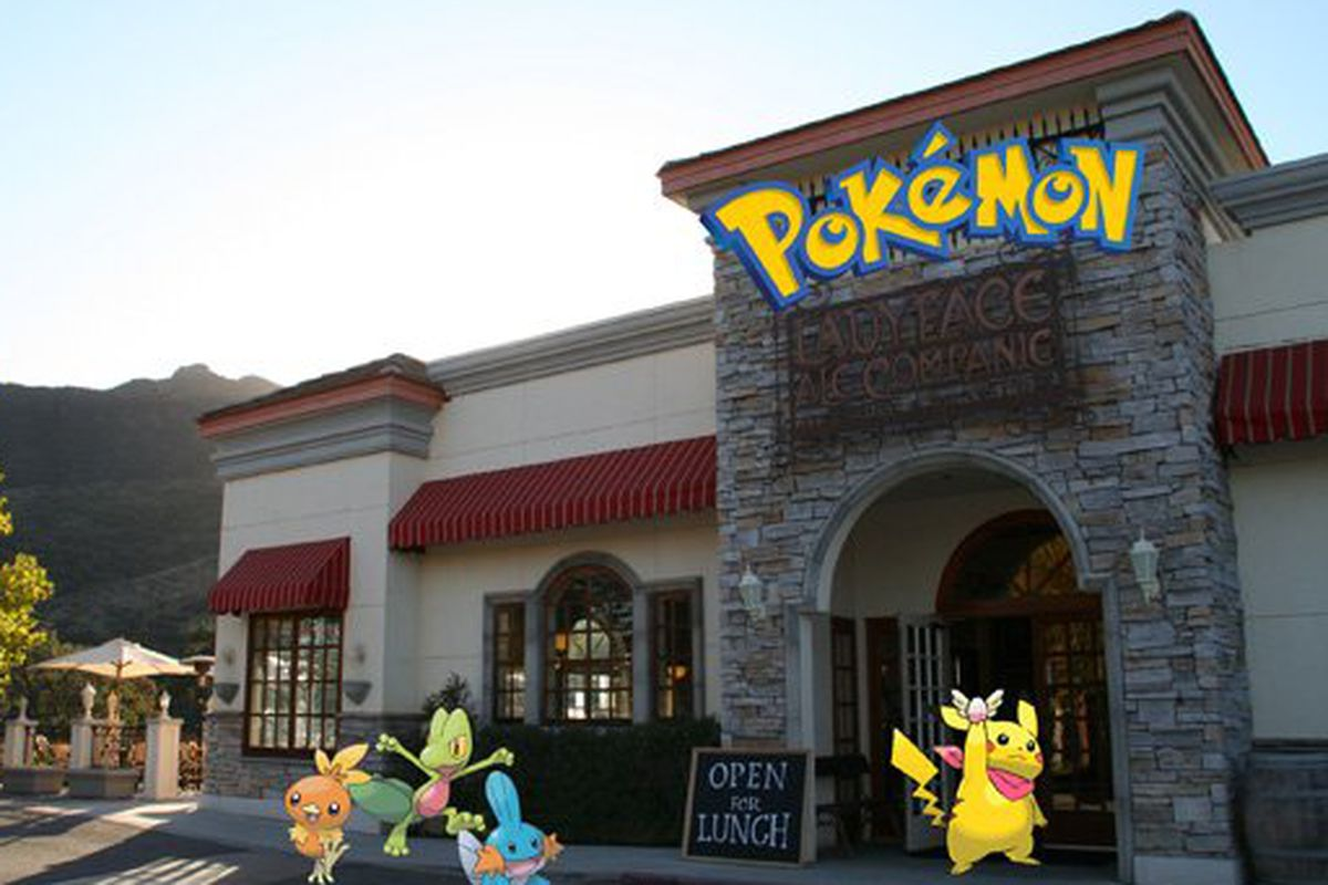 It's Pokémon Go madness