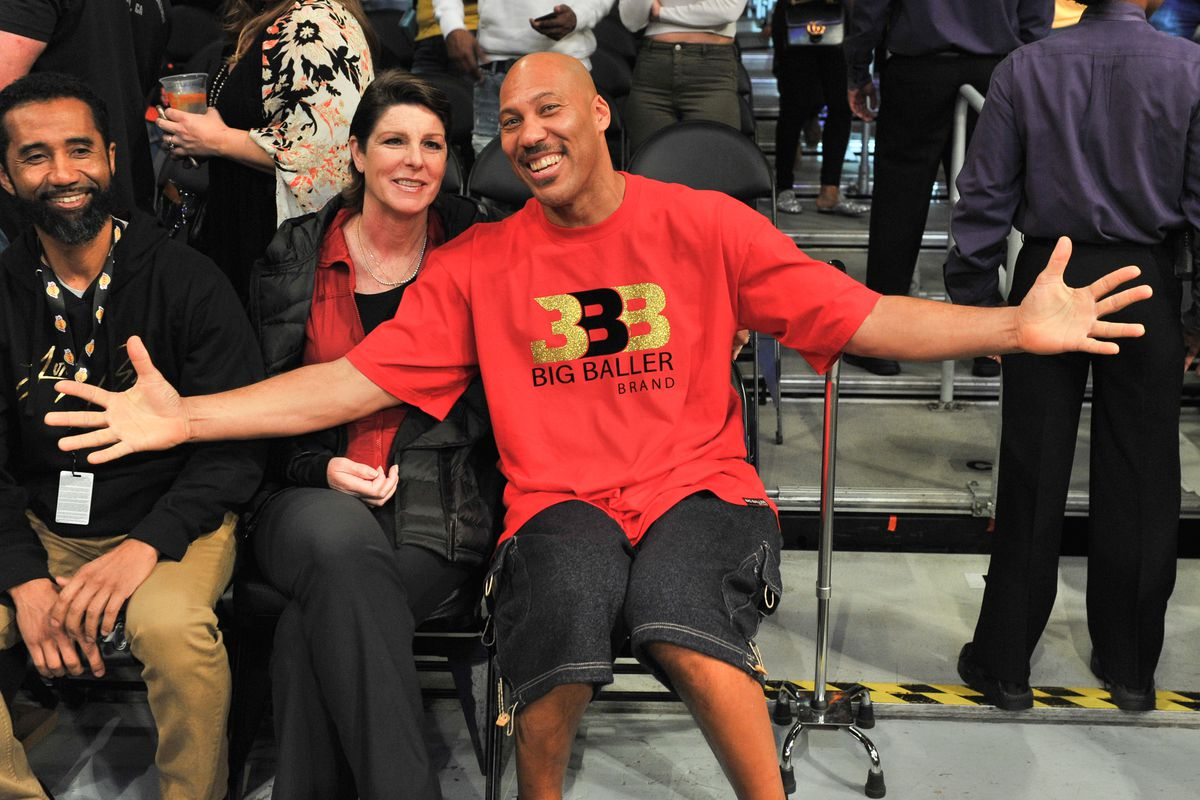 bd97a547de36c LaVar Ball says he doesn t care about the  F  rating the Better Business  Bureau gave Big Baller Brand