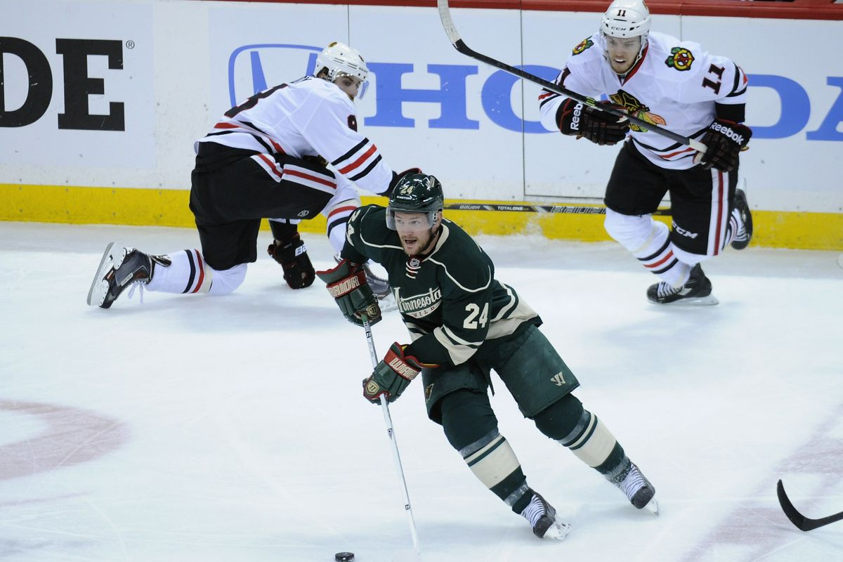 If there was an expansion draft, would you protect Matt Cooke?