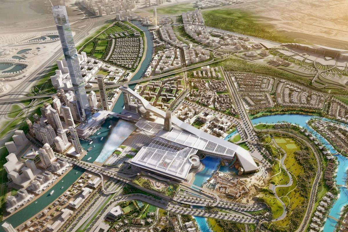 Dubai Brings Worlds Longest Indoor Ski Slope To The Desert