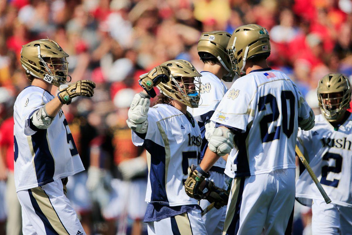 2014 NCAA Division I Men's Lacrosse Championship - Semifinals