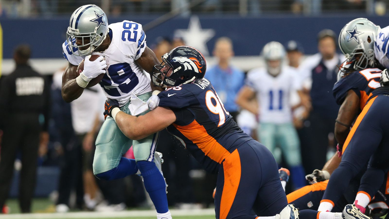 cowboys vs broncos - photo #11