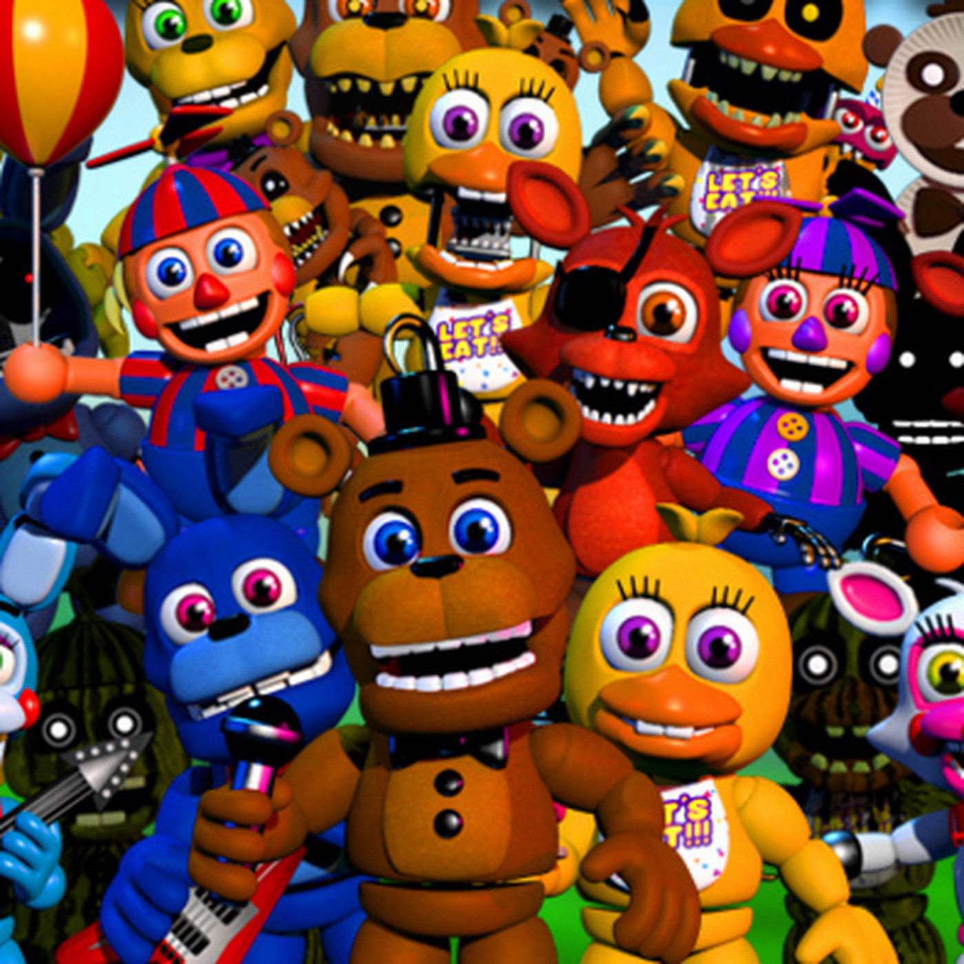descargar fnaf world android apk 2016
