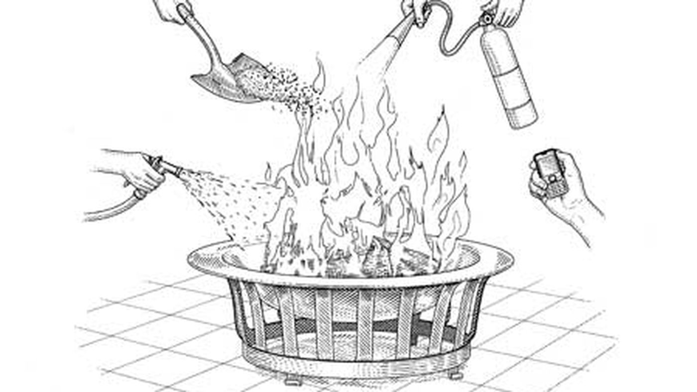 Backyard Fire Pits 4 Safety Rules To Go By This Old House