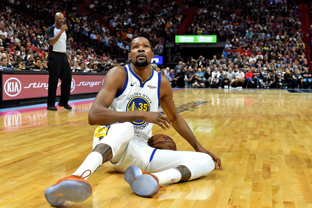 1a5fb0b8ea4c Kevin Durant s absence in Orlando should make Warriors fans want him more -  Golden State Of Mind