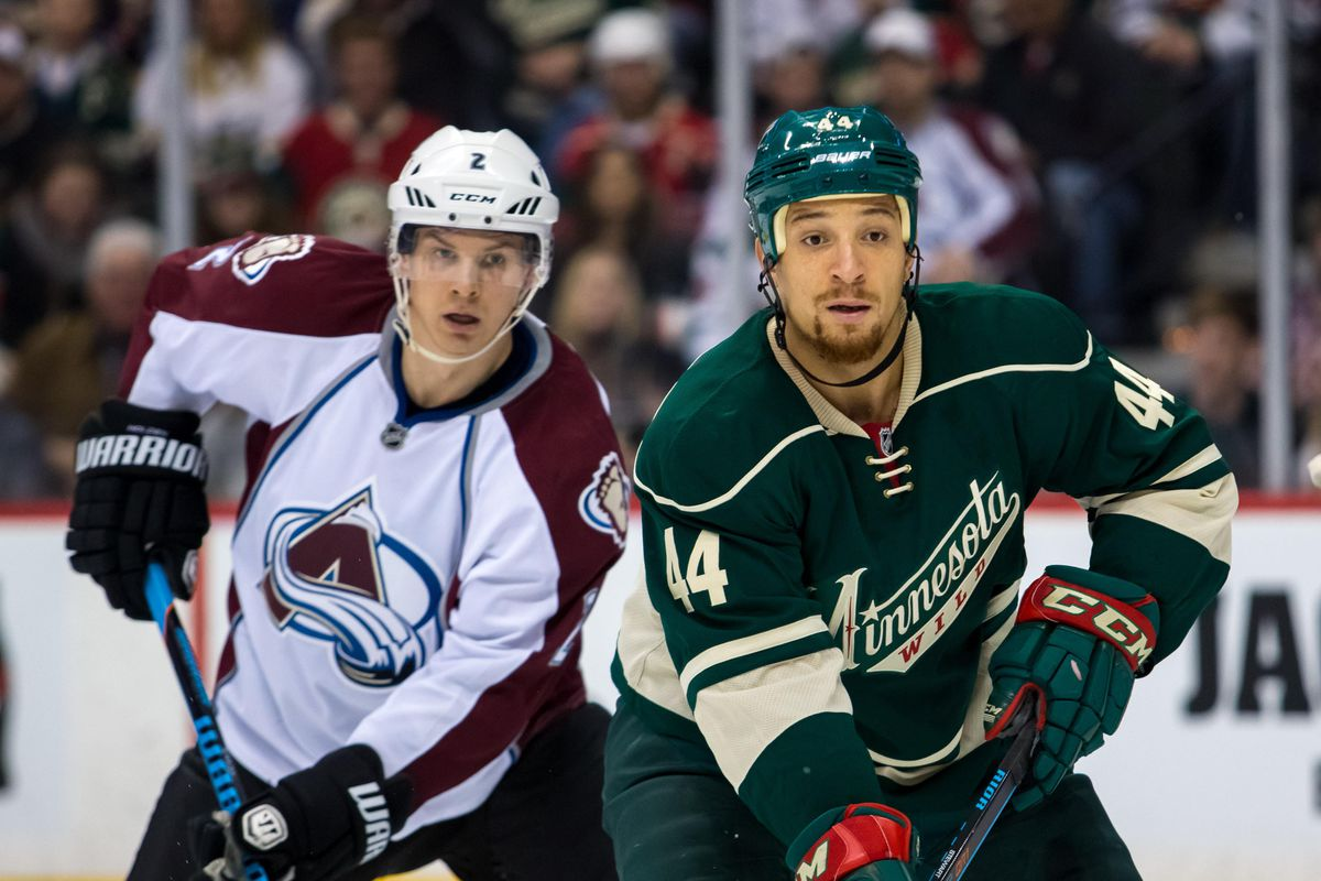 The price for Chris Stewart was steep, but were the Wild smart in spending it?