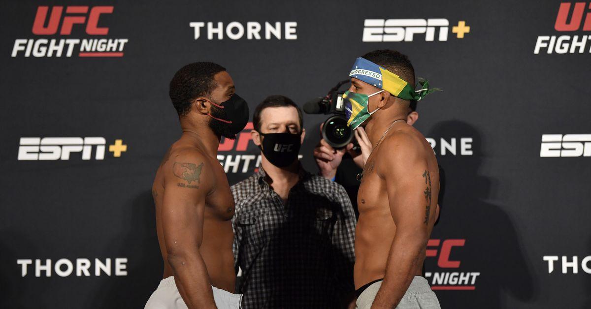 UFC on ESPN 9 results: Woodley vs. Burns