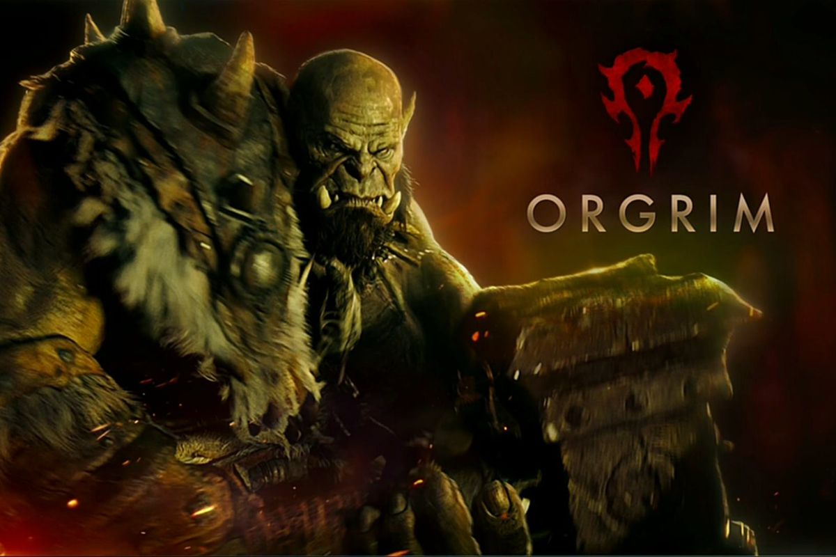 Here S What The Warcraft Movie S Orcs Will Look Like Polygon