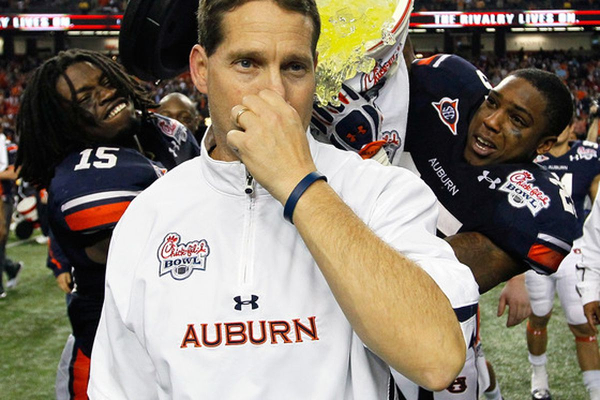 Gene Chizik has a big decision to make as to who his offensive coordinator will be.
