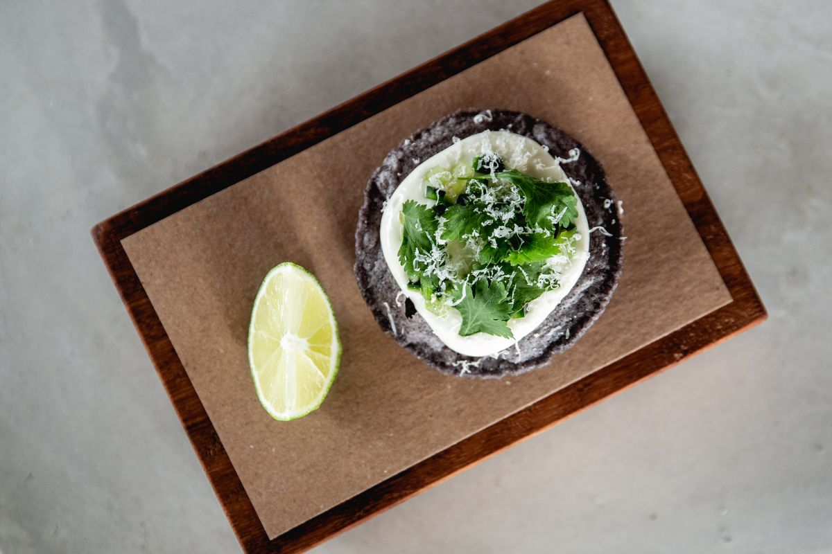 at Decimo, the new King's Cross restaurant by chef Peter Sanchez Iglesias at The Standard Hotel London