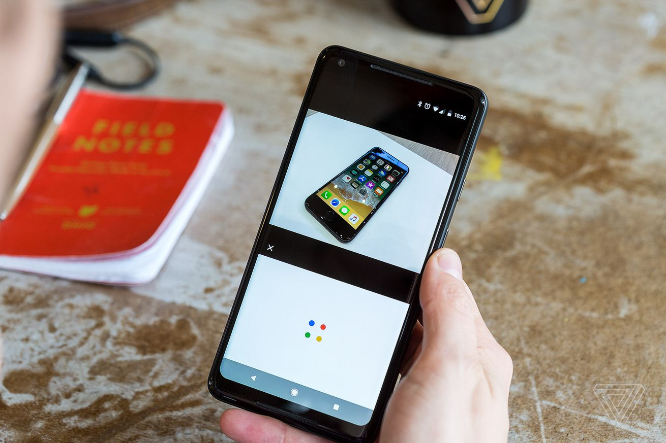 google will issue an update to fix unresponsive spots on the pixel 2 xl s touchscreen