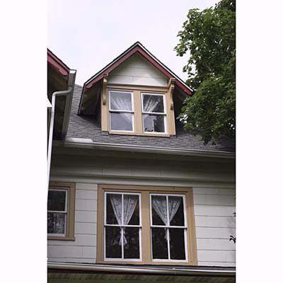 Double Dormer Windows