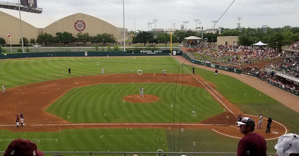 Aggie Baseball Sweeps Miami (OH)