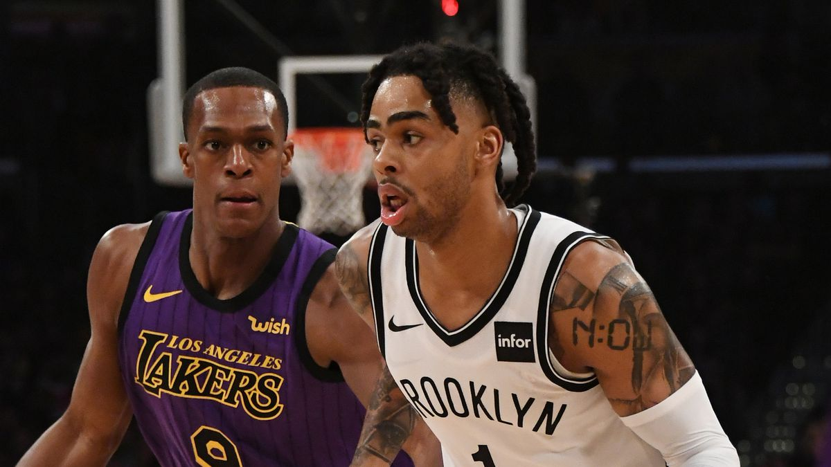 The Lakers made a mistake with D Angelo Russell b19142109