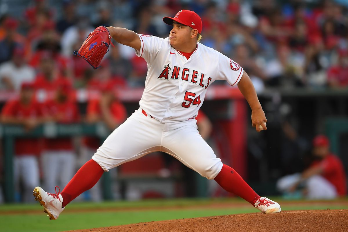 MLB: Game Two-Toronto Blue Jays at Los Angeles Angels