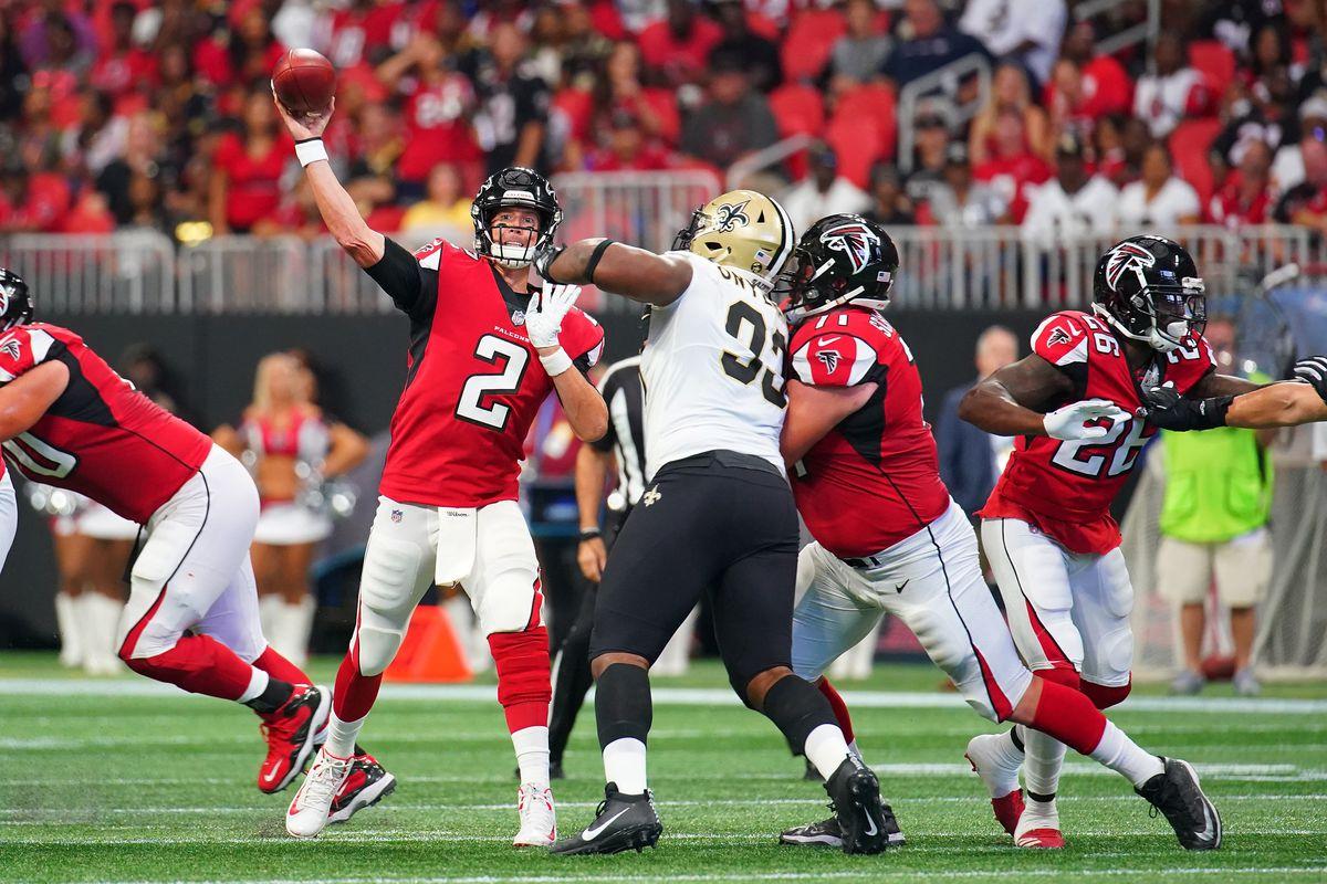 New Orleans Saints v Atlanta Falcons