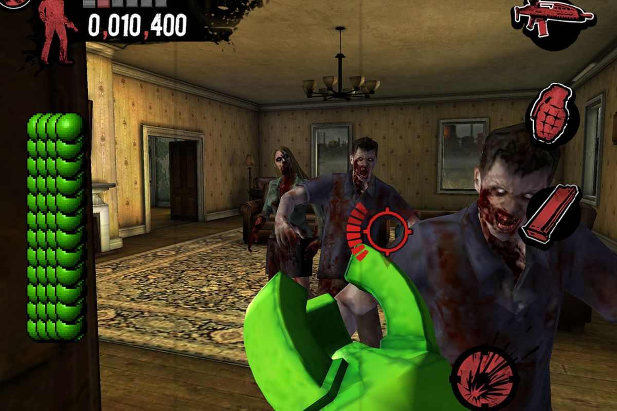 The House Of The Dead Overkill The Lost Reels Includes
