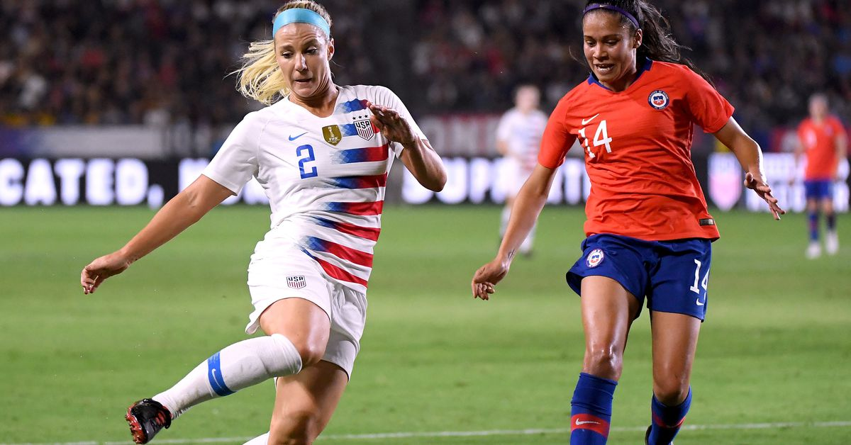 Official: USWNT to play road friendlies in Portugal, Scotland - Stars and Stripes FC