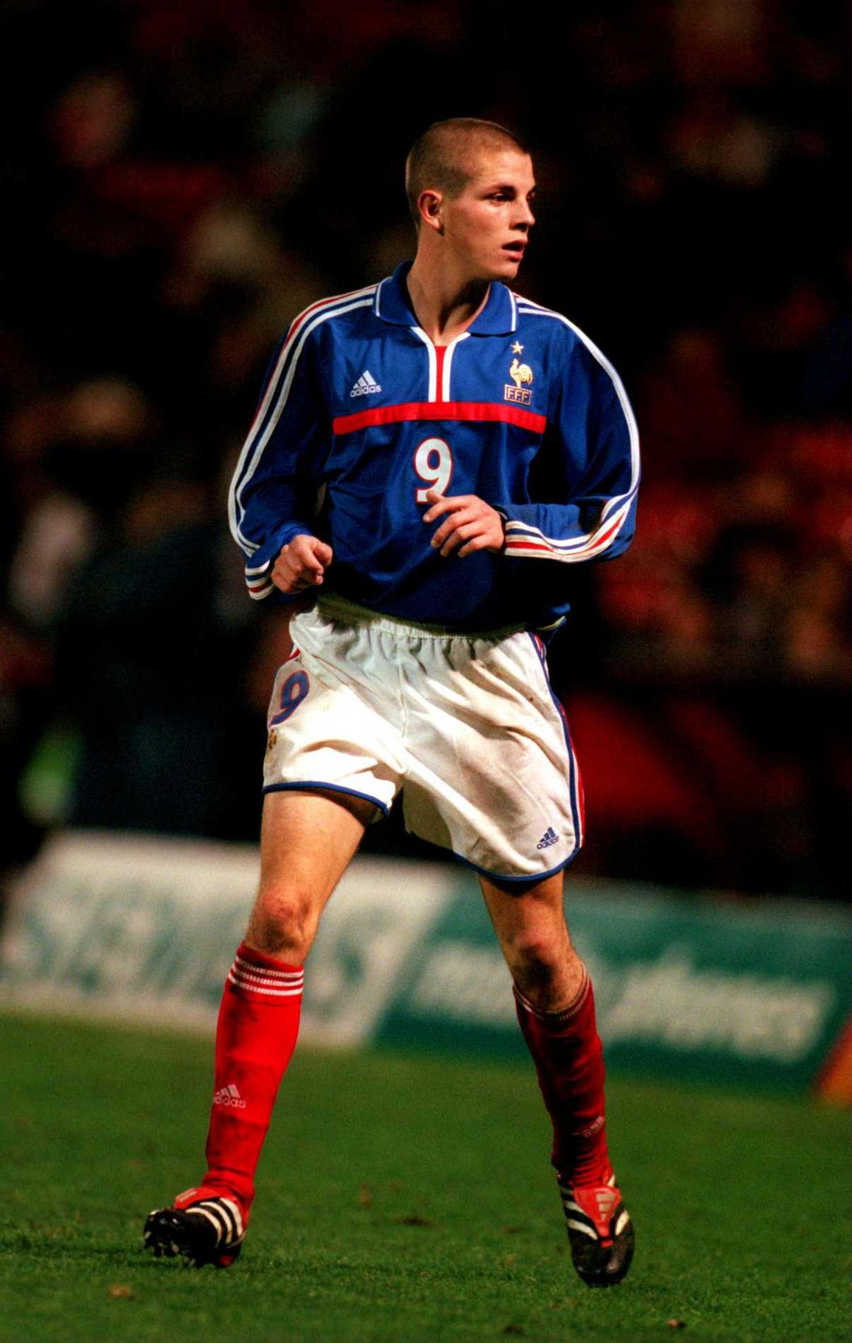 Soccer - Under 17 Friendly - England v France