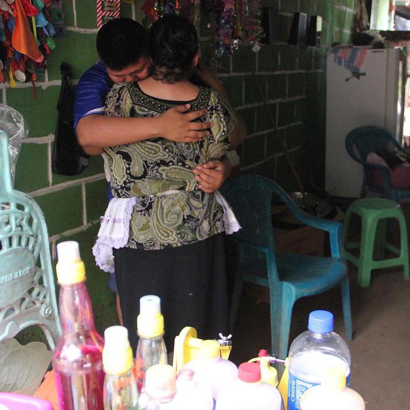 With her daughter facing certain death in El Salvador, a