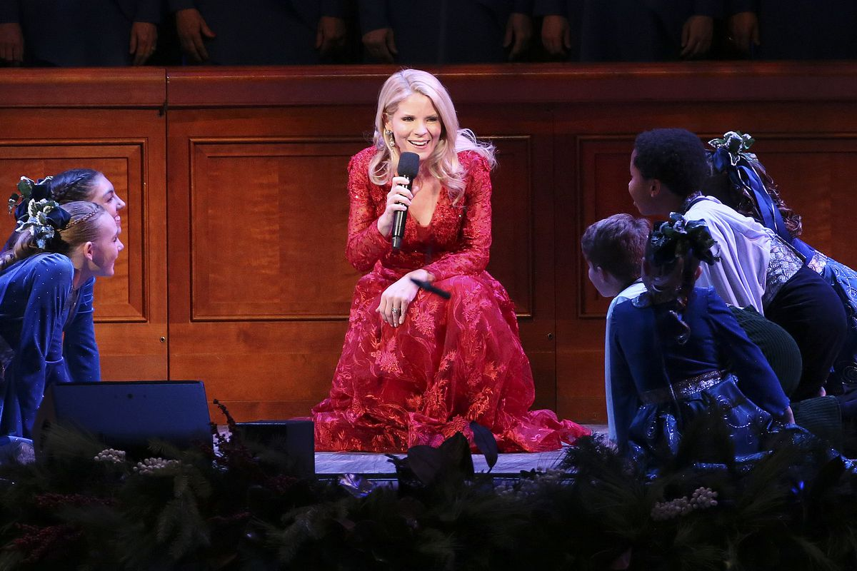 Merry Little Christmas Teitter 2021 Tabernacle Choir Christmas Concert 5 Highlights From The Tabernacle Choir S Christmas Concert Deseret News