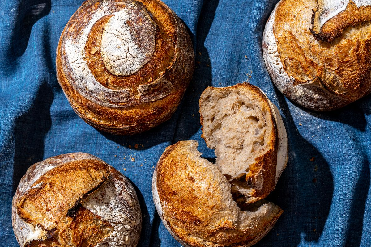 Voraciously Bread Camp Sourdough
