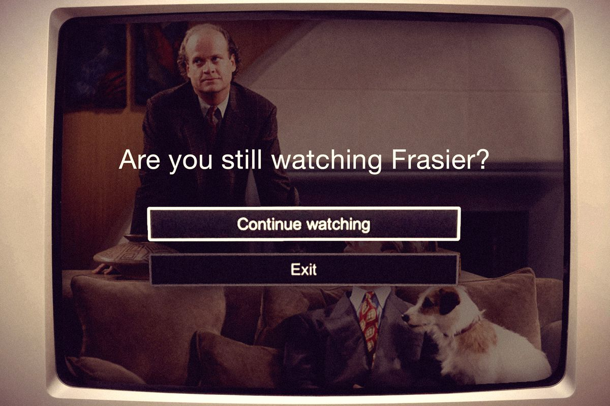 How 'Frasier' Found a Second Life on Streaming - The Ringer