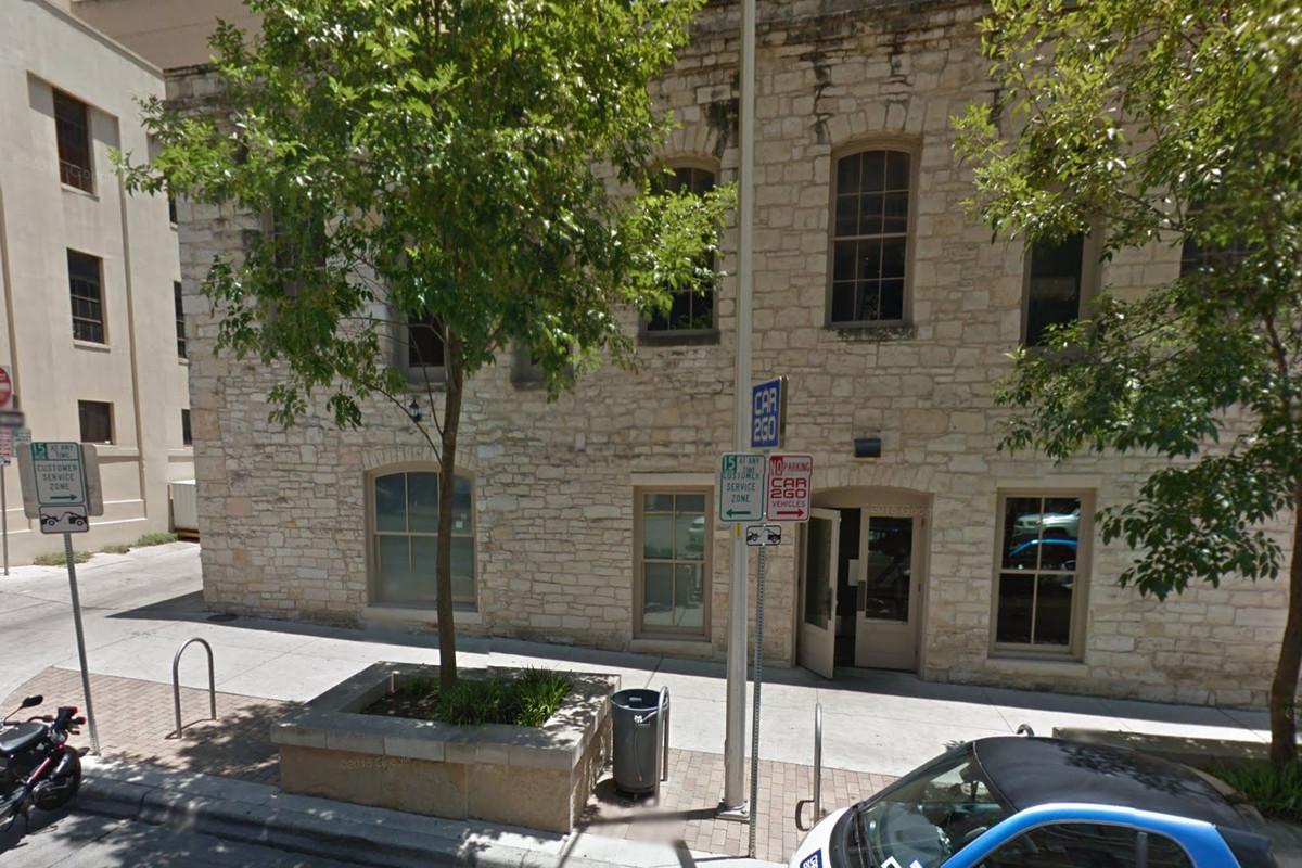 Judo's future home on Brazos Street