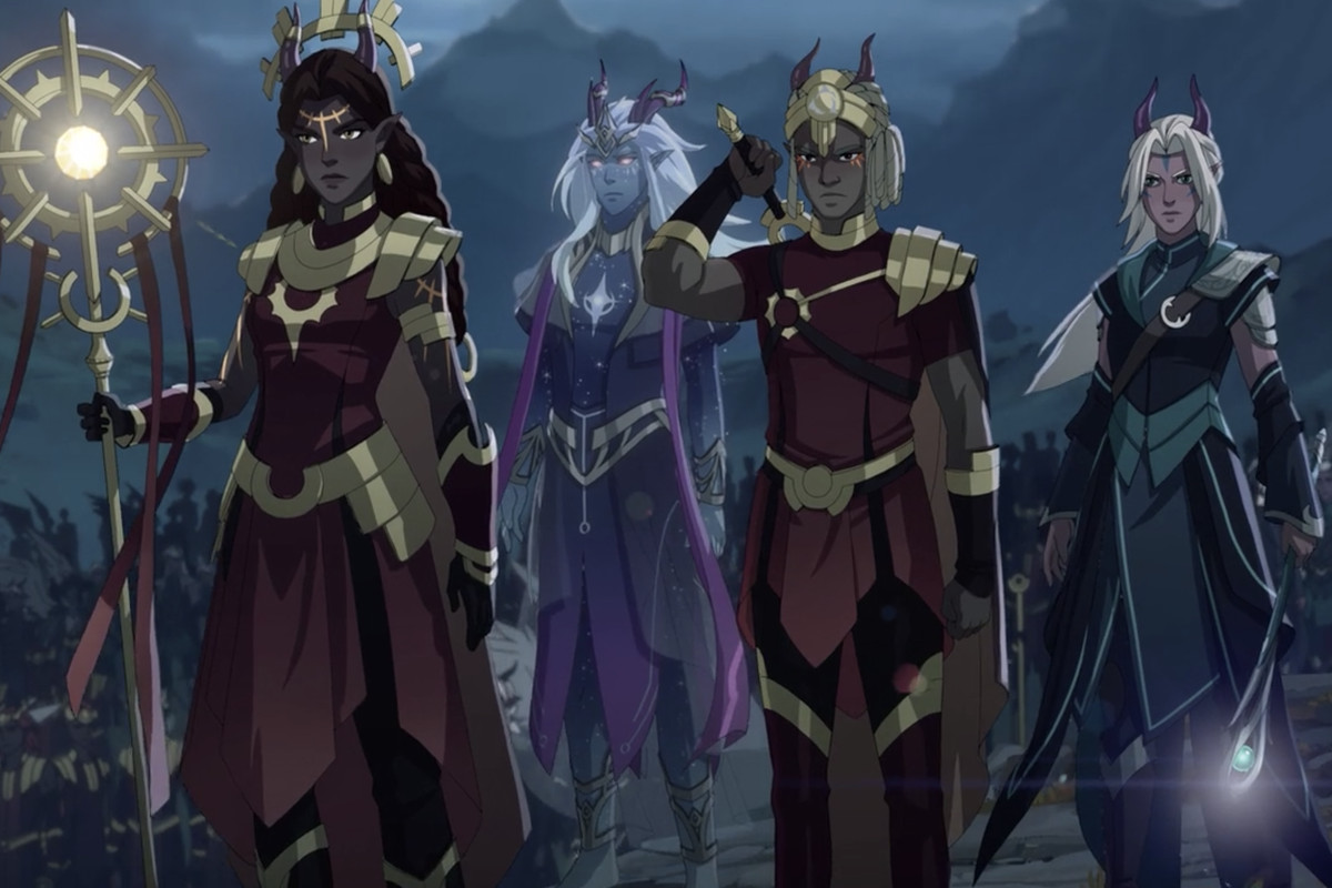 Image result for The Dragon Prince