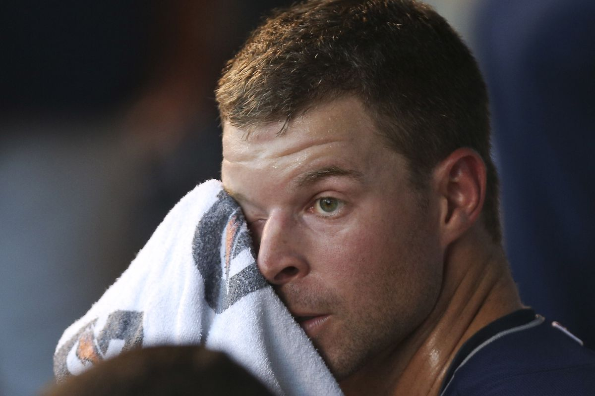 Corey Kluber has gotten to know I-71 very well these first two weeks.