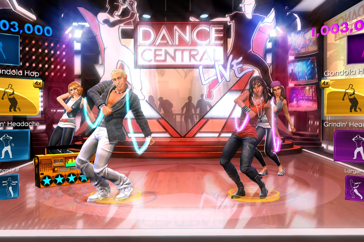 Gallery Photo: Dance Central 3 screens