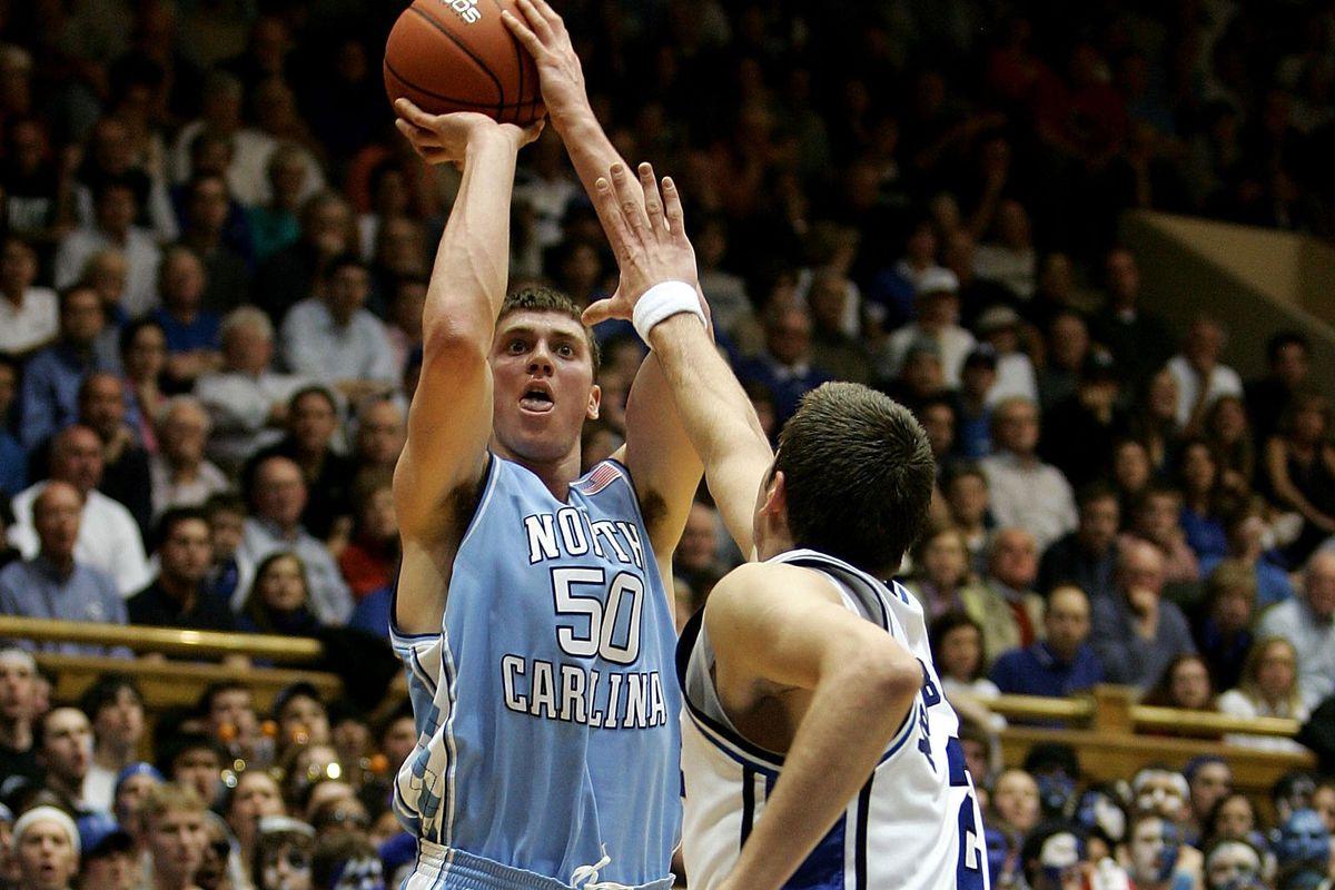 North Carolina Tar Heels v Duke Blue Devils