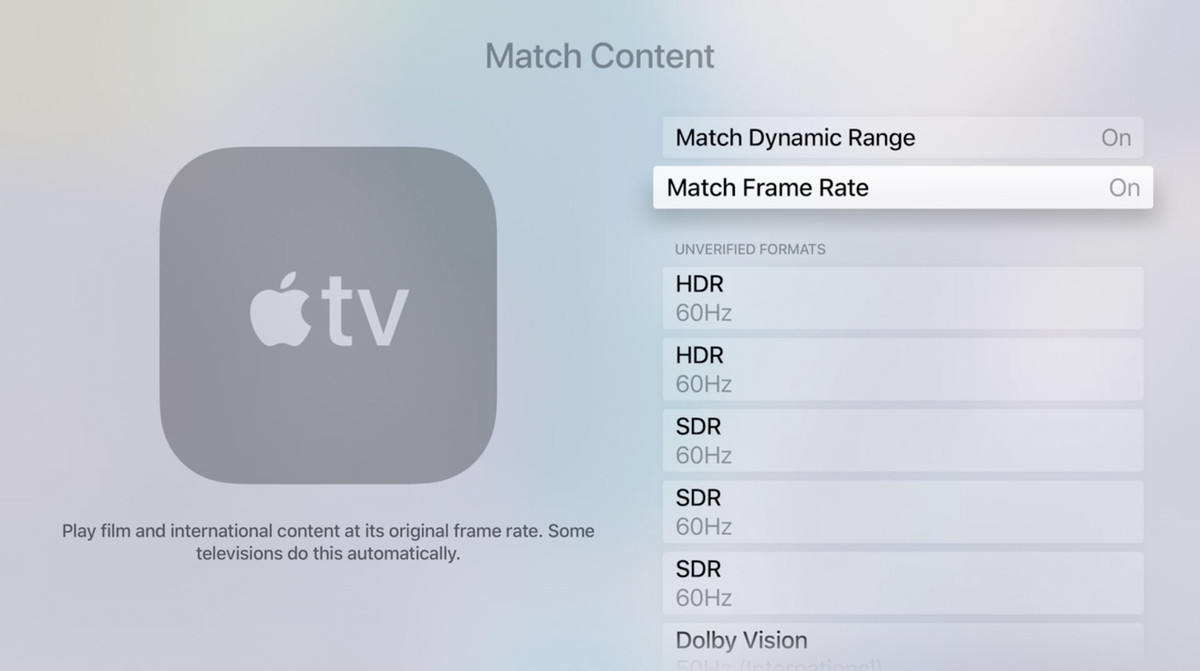 Apple has a fix to one of the biggest issues with the Apple TV 4K