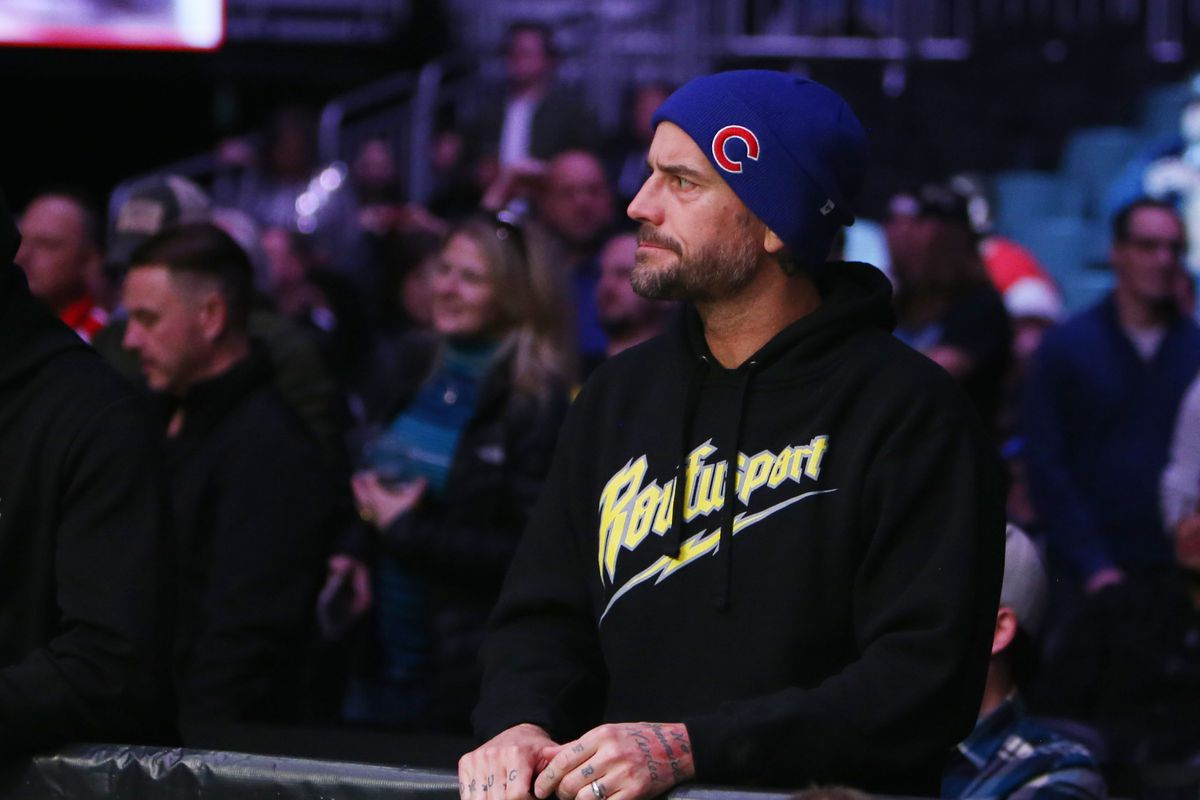 Anthony Pettis shares an update on CM Punk's UFC training