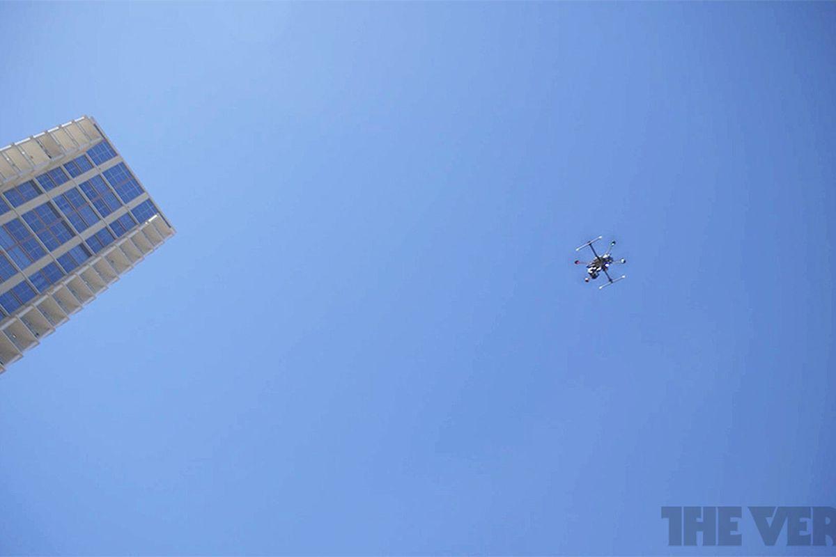 drone lede