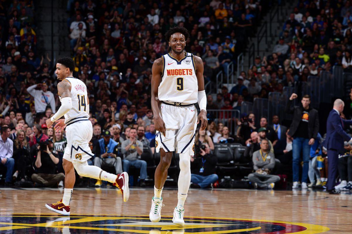 Milwaukee Bucks v Denver Nuggets