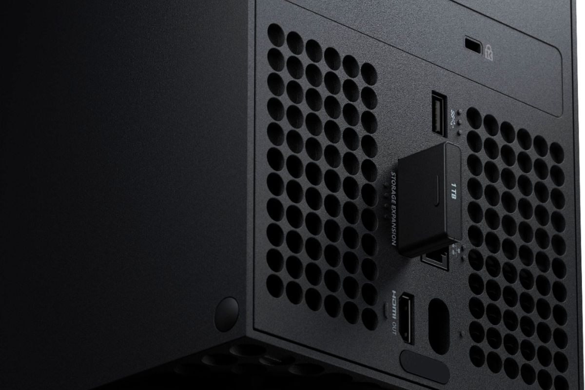 Xbox Series X S Expansion Card Costs 219 99 Polygon