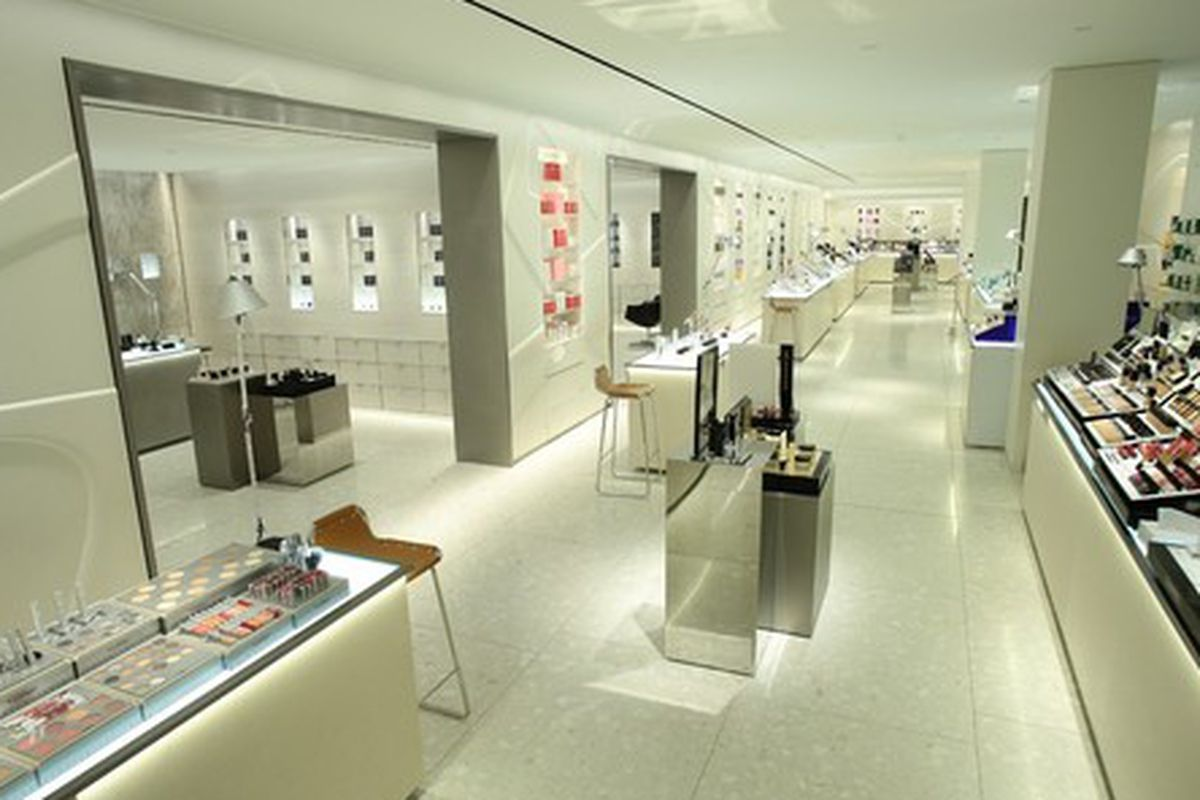 Barneys' Updated Beauty Floor Is the Antithesis of Sephora