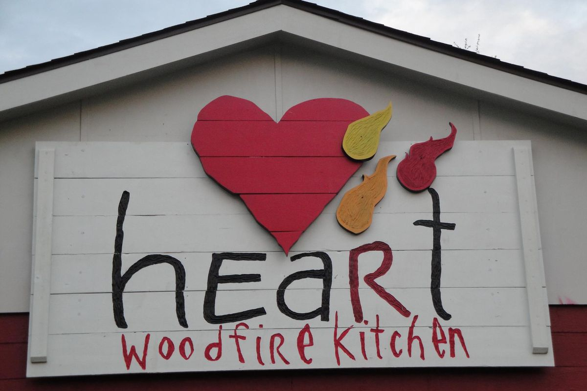 Heart Woodfire Kitchen