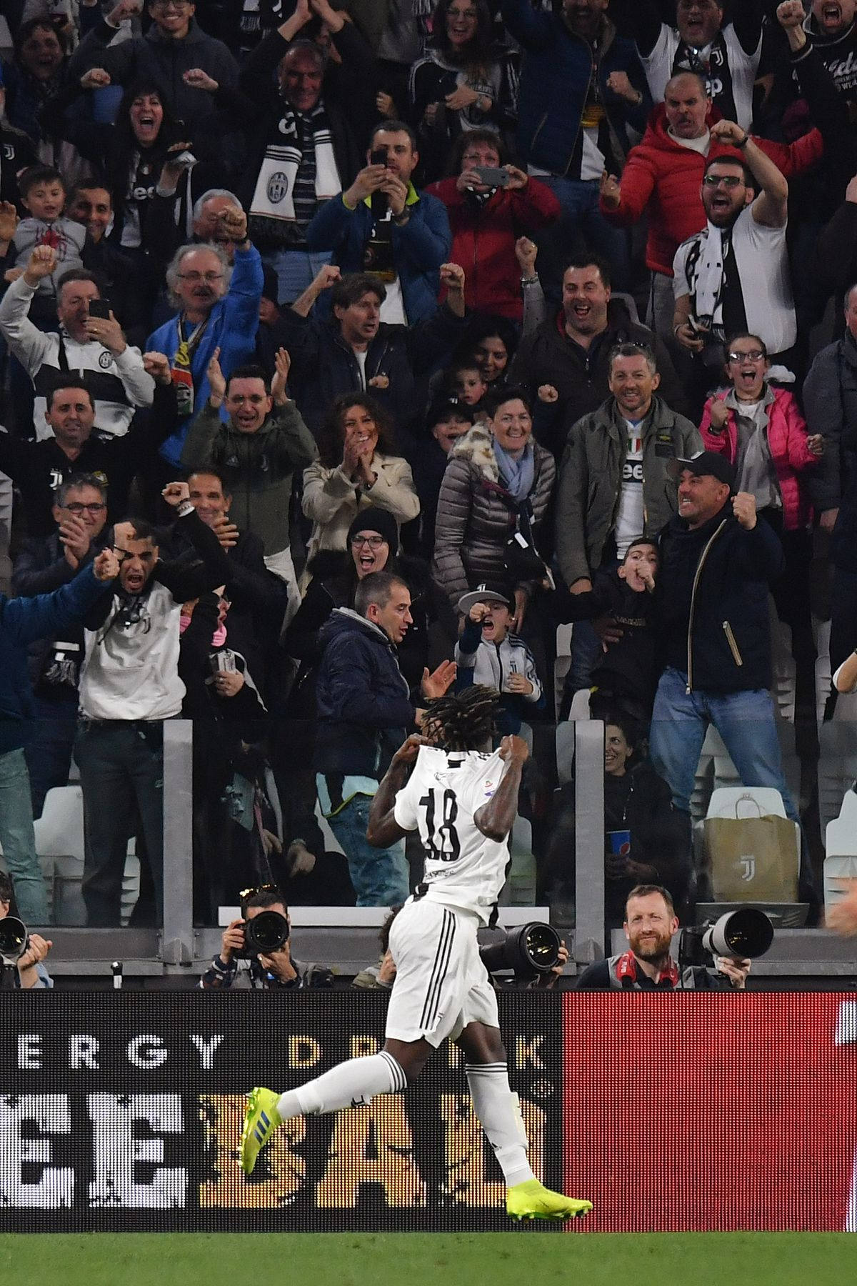 Juventus v Empoli - Serie A